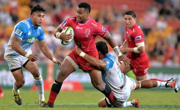 Samu Kerevi shifts back to 12 for this weekend