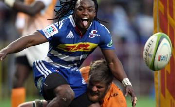 Seabelo Senatla will join the Stormers on tour