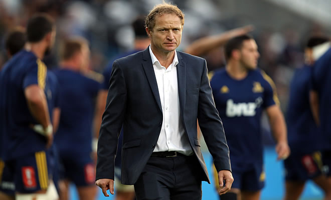 Tony Brown has been appointed as Sunwolves Super rugby head coach