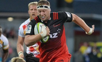 Wyatt Crockett will play his last Super Rugby season with the Crusaders