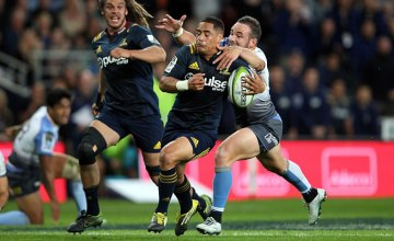 Aaron Smith returns for the Highlanders this Saturday