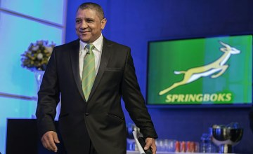 Allister Coetzee has named his first Springbok squad