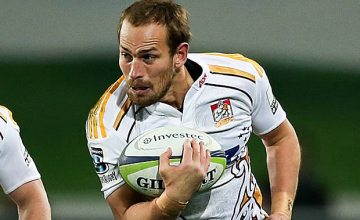 Andrew Horrell will win his 50th cap for the Chiefs