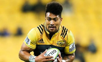 Ardie Savea has been named in the All Black starting side