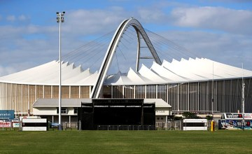 The Sharks could move to the Moses Mabhida Stadium next season