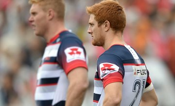 Nic Stirzaker starts for the Rebels on Sunday