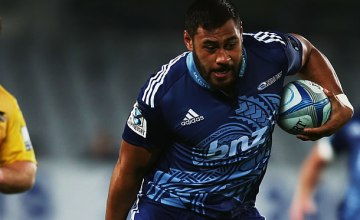Patrick Tuipulotu will play Super rugby game for the Blues this weekend