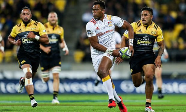 Seta Tamanivalu returns to the Chiefs side for this week's Semi-final