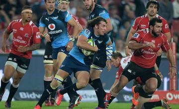 Burger Odendaal will co-captain the Bulls this Super Rugby season