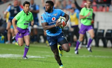 Jamba Ulengo has re-signed for the Bulls