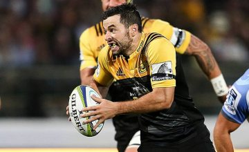James Marshall will play Super rugby for the Hurricanes again in 2019