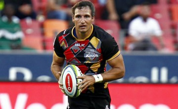 Jurgen Visser is one of several departing Super Rugby players