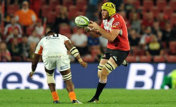 Lourens Erasmus gets a rare start for the Lions