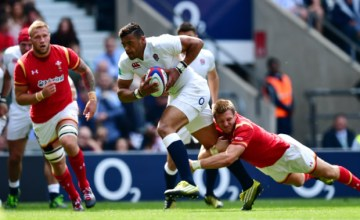 Luther Burrell will join the England squad to tour Australia
