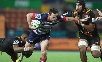 Mike Harris starts at flyhalf for the first time since Round 1