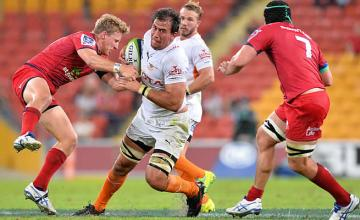 Paul Schoeman has been cited for foul play
