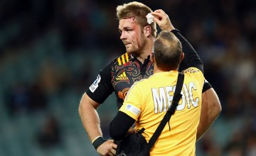Chiefs captain Sam Cane says the Waratahs were on fire
