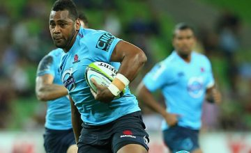 Taqele Naiyaravoro will play for the Waratahs again