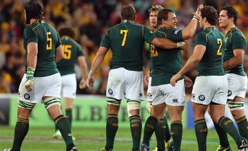 Coenie Oosthuizen has joined the Springbok squad