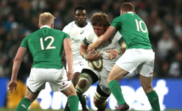 Duane Vermeulen is expected to miss the Rugby Championship