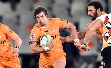 Francois Venter says the Cheetahs will be better in July