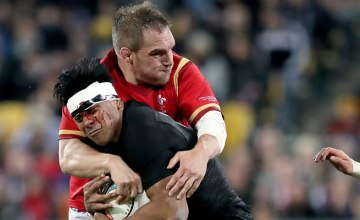 Gethin Jenkins has returned to Wales from New Zealand