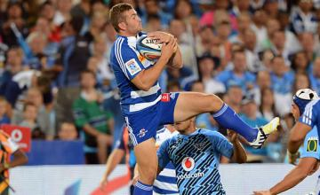 Jaco Taute will start for the Stormers