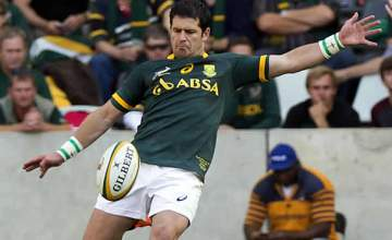 Morne Steyn has been added to the Springbok squad