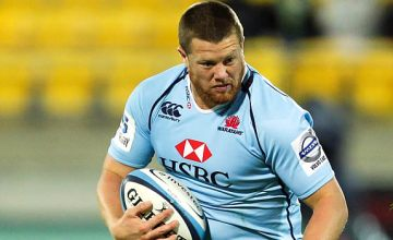 Paddy Ryan has resigned for the Waratahs