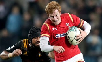 Rhys Patchell comes into the side to play this week