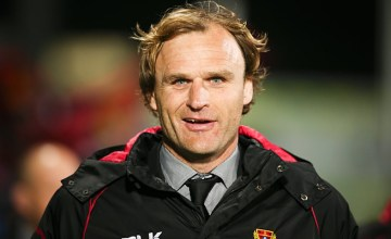 Scott Robertson has been named Crusaders head coach for next season