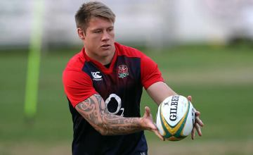 Teimana Harrison will start for James Haskell in the England team
