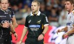 Angus Gardner will referee the first Super Rugby final this weekend