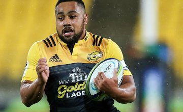 Ngani Laumape comes into the starting line up