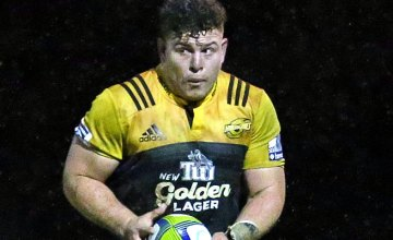 Ricky Riccitelli is on standby for Dane Coles