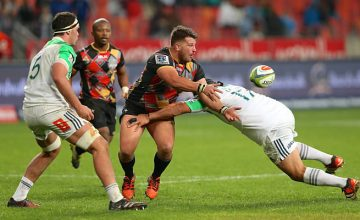 Tom Botha is in doubt for the Stormers this weekend