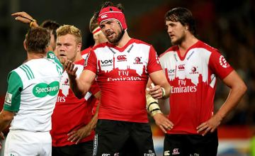 Warren Whiteley has been ruled out of Super rugby for around four weeks