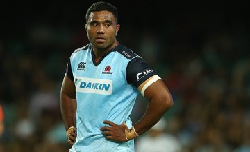 Wycliff Palu returns to the Waratahs starting side