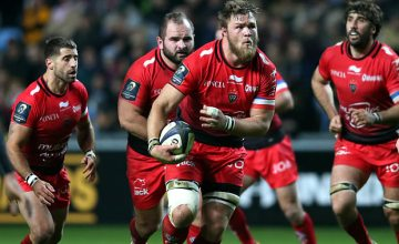 Duane Vermeulen has been named in the Bulls Super rugby training squad