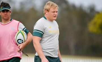 Adriaan Strauss has called on his team mates to be more clinical