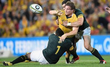 Michael Hooper has withdrawn from the Wallabies squad