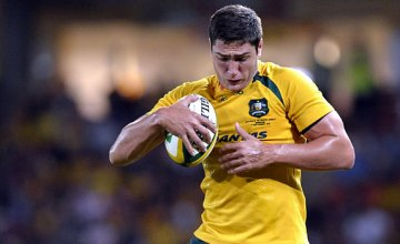 Rob Simmons returns for the Wallabies this weekend