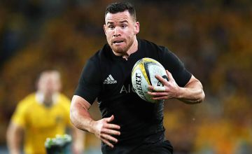 Ryan Crotty returns to the All Blacks Rugby championship starting line up