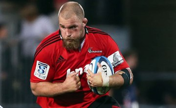 Owen Franks will play his 149th Super rugby match