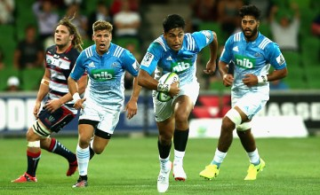 Rieko Ioane will play Super Rugby this weekend