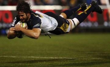 Sam Carter will win his 100th Super Rugby cap