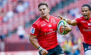 Rohan Janse van Rensburg will play Super rugby at centre this weekend