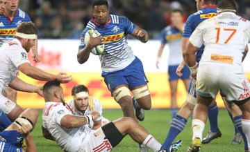 Sikhumbuzo Notshe returns from injury for the Stormer