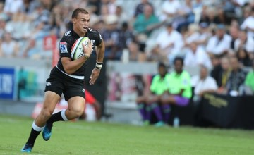 Curwin Bosch will play Super Rugby for the Sharks at fullback this weekend