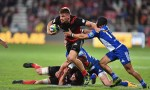 Bridge to play Super rugbby for Crusaders until end of the 2022 season